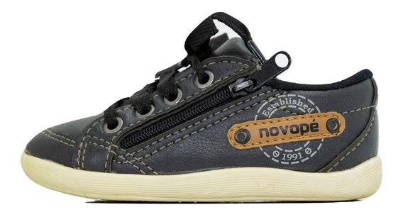 Sapato Infantil - Masculino - 19 - Novopé