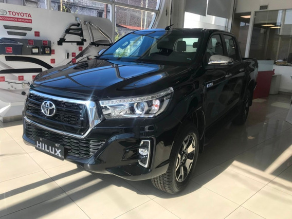 Toyota Hilux 2.8 Cabina Doble Srx 4x4 At