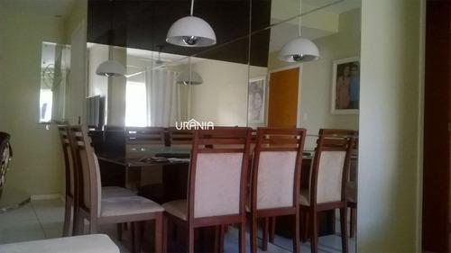 Apartamento A Venda No Bairro Santa Paula Ii Em Vila Velha - - 109-1