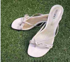 Sandalias Piel Estoperoles Zara Y Doradas Étnicas Ma