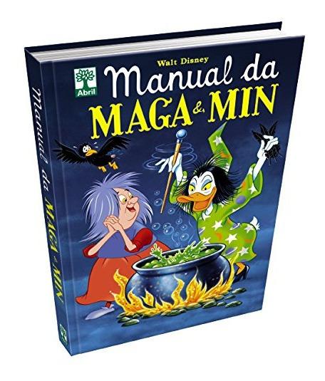 Livro Disney Manual Da Magia E Min