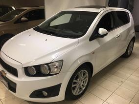 Chevrolet Sonic 1.6 Ltz Entrega Y Cuotas