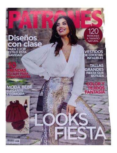 Revista Patrones Nº403 Looks Fiesta 120 Patrones Mercado Libre