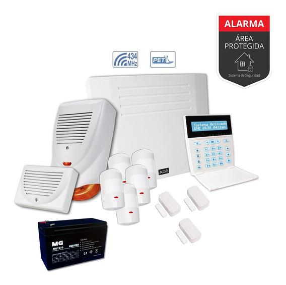 Alarma Casa Comercio Inalambrico Sensor Mag