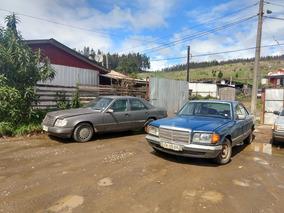Mercedes-benz W126 280s