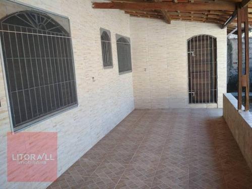 Imagem 1 de 13 de Edícula Com 2 Dormitórios À Venda, 90 M² Por R$ 210.000,00 - Bal Raul Cury - Itanhaém/sp - Ed0019