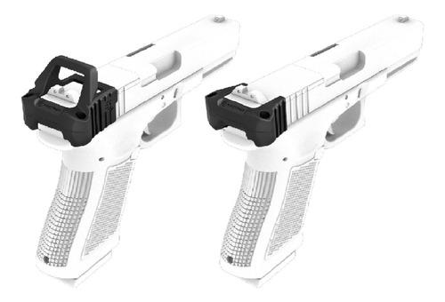 Imagen 1 de 7 de Set 2 Palancas De Carga Para Glock Uch Recover