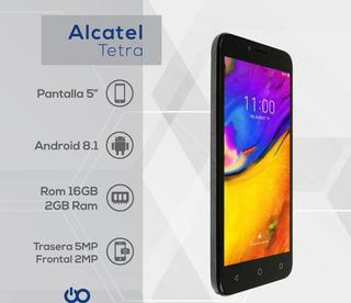 Telefono Alcatel Tetra