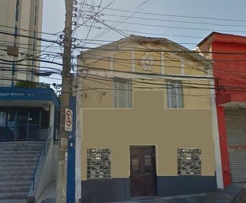 Terreno Residencial À Venda, Moóca, São Paulo. - Te0021