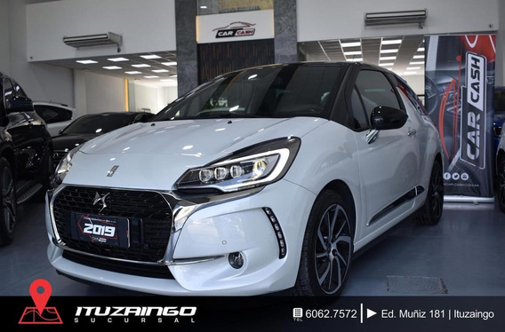 Ds3 2019 1.6 Thp 165 Sport Chic