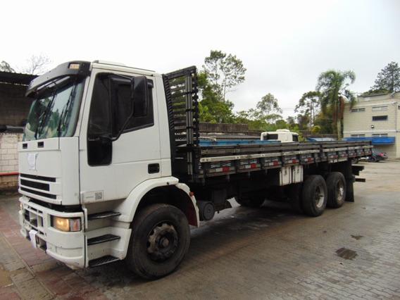 Caminhão Iveco Eurocargo Truck Carroceria Motor Mwm 240cc