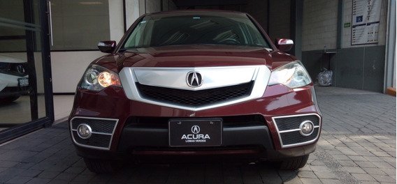 Acura Rdx 5p L4 2.3t Ta Piel Ra-18