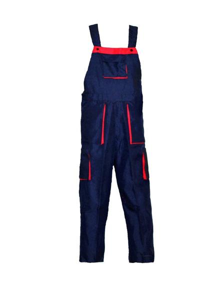 Pantalon Tipo Peto Para Mecánico/ Hojalatero