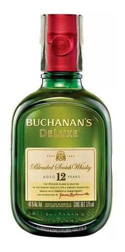 Whisky Buchanan's Deluxe 12 Años 375ml