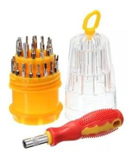 Kit Destornilladores Celulares 31 Ptas En 1 Precisión Torx, Mania-electronic