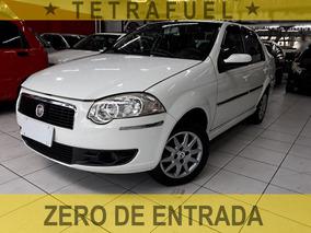 Fiat Siena 1.4 Elx Tetrafuel 4p (gasolina / Etanol / Gnv)