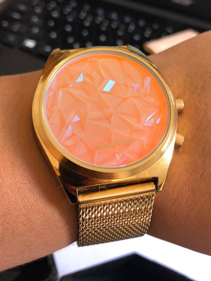 Relógio Feminino Chilli Beans Dourado
