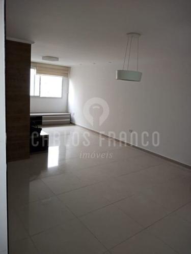Imagem 1 de 12 de Apartamento Com 90m No Bairro Vila Mariana - Cf62340