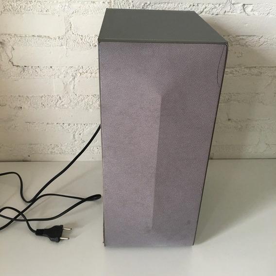 Subwoofer Lg Home Teather C/ Defeito Wireless - Peças Ref055