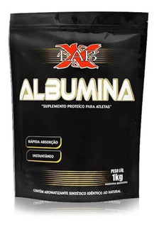 Albumina Sabor Natural Xlab 1 Kg