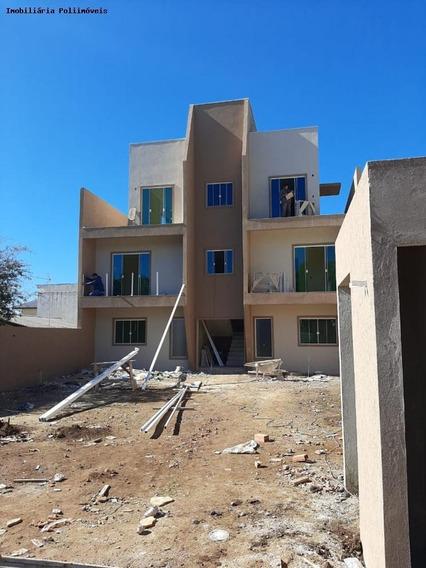 Apartamento Para Venda Em Araucária, Santa Regina, 3 Dormitórios, 1 Banheiro, 1 Vaga - Ap0561_2-1043377