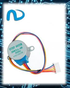 Motor Passo Arduino 28byj-48 12v