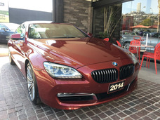 Bmw Serie 6 4.4 650ia Grand Coupe 2014 Rojo