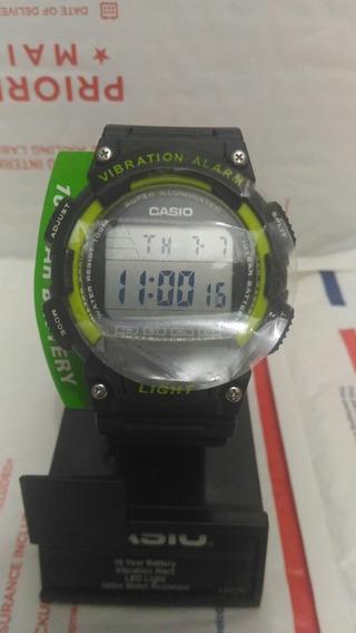 Relógio Cássio Digital W-736h