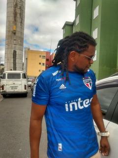 Camisa Do Volpi Time Sao Paulo Torcedor Tricolor