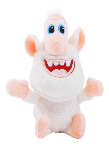 Muñeco De Felpa Suave Booba Color Blanco