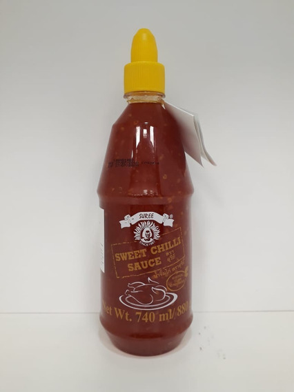 Salsa Sweet Chilli (dipping Sauce) 740 Ml Origen: Tailandia