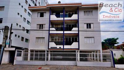 Apto 2 Dorms, Garagem, Forte, Praia Grande, R$ 175 Mil, Ap00588 - Vap00588