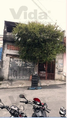 Casa Térrea Em Jardim Roberto  -  Osasco - 36577