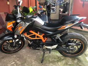 Motocicleta Serpento Predator, 250cc Excelente Calidad