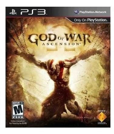 God Of War Ascension - Ps3 - Português