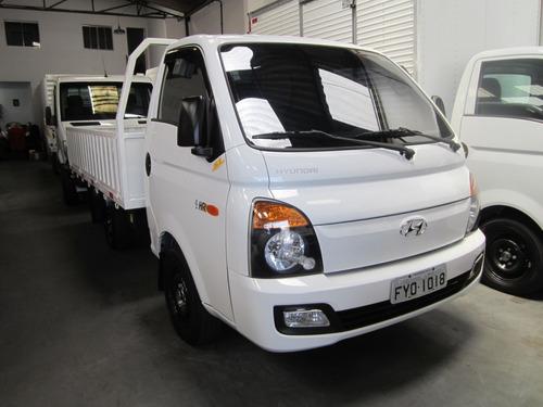 Hyundai Hr Ano 2019 Carroceria Lata, Novissimo