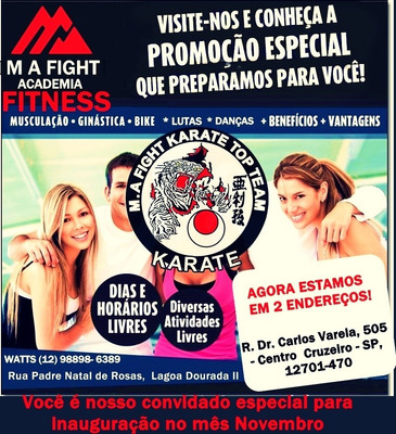 Academia M.a Fight