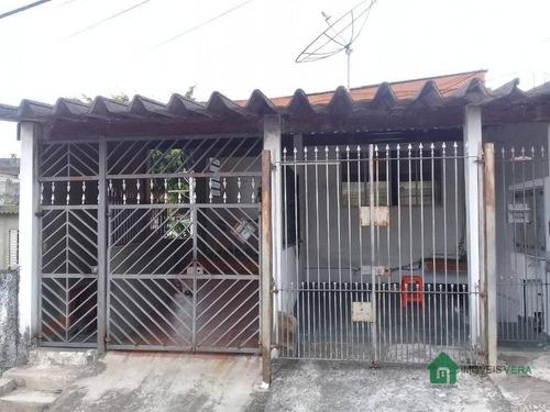 Imagem 1 de 3 de Casa Com 6 Dormitórios À Venda, 140m² Por R$ 500.000 - Jardim Maria Virginia - São Paulo/sp. Consulte-nos! - Ca0315