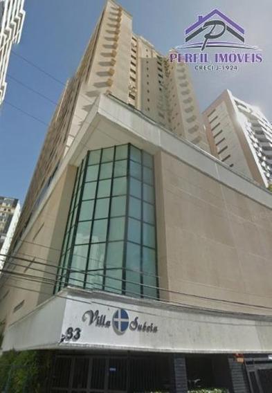 Apartamento Mobiliado Para Locação Em Salvador, Pituba, 3 Dormitórios, 1 Suíte, 2 Banheiros, 2 Vagas - 804