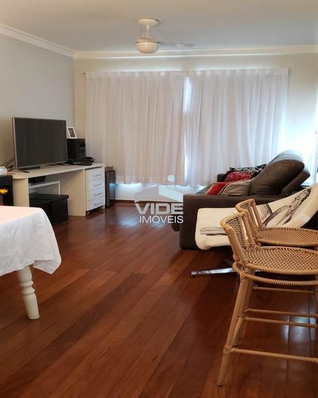 Apartamento Em Localização Privilegiada Do Cambuí, Campinas São Dois Dormitorios Com Armarios, Sendo Um Suíte , - Ap09807 - 34617657