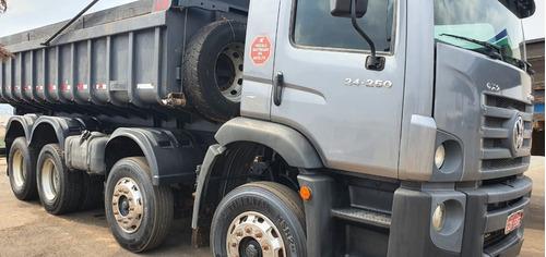 Imagem 1 de 5 de Caminhão 24250 6x2 2011