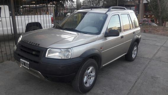 Land Rover Freelander 1.8 S 2002