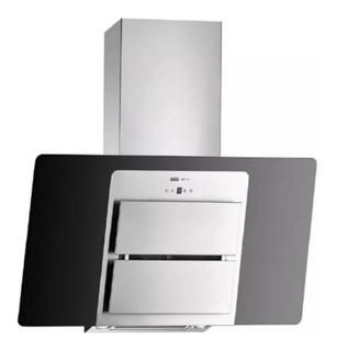 Campana Cocina Spar Fusion 60 Cm De Pared Acero Vidrio 6316-600