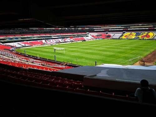 Palco En Estadio Azteca Tlalpan