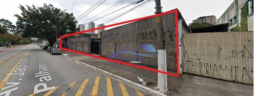 Imagem 1 de 11 de Terreno À Venda, 2059 M² Por R$ 4.700.000,00 - Vila Independência - São Paulo/sp - Te0049