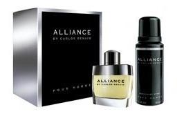 Perfume Alliance By Carlos Benaim Estuche 50ml + Desodorante