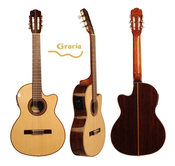 Guitarra Gracia Wilde Prof Eq Breyer