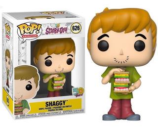 Funko Pop Scooby Doo Shaggy Sandwich 626 Nuevo Original