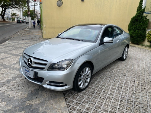 Mercedes-benz C 180 1.8 Cgi Coupe Turbo 16v Gasolina 2p Auto