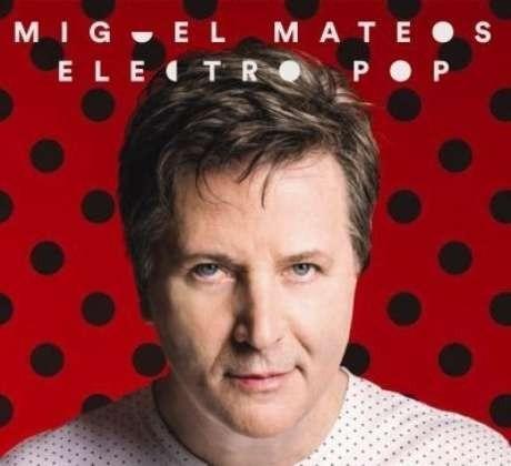 Cd Miguel Mateos Electropop Nuevo Sellado Open Music Sy